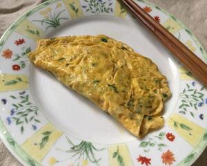 洋葱火腿菠菜蛋饺