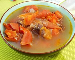 牛脊骨罗宋汤