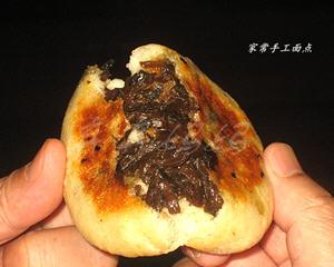 梅菜烧肉馅儿饼