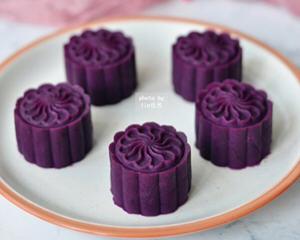 紫薯糕儿童版