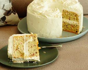 椰子奶油霜红茶蛋糕