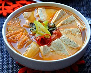韩国简单泡菜汤