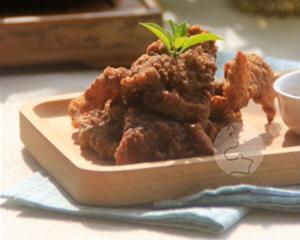 四川风味炸酥肉