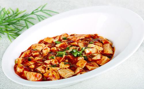 麻婆豆腐的热量是多少大卡